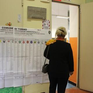 L'attesa al seggio
