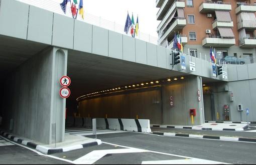 Sottopassaggio di Torino