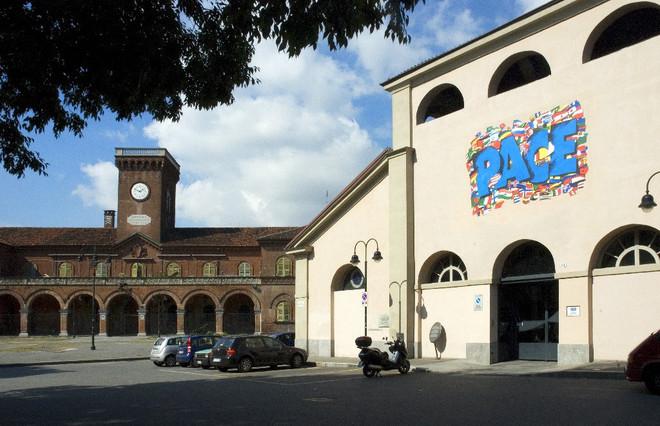 L'arsenale della pace di Torino