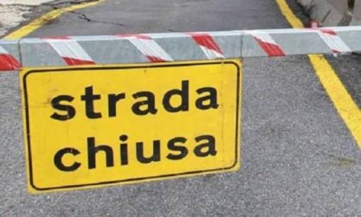 """Chiusure viabilità: provinciale 61 di """"Issiglio"""" e provinciale 12 del """"Fornacino"""""""