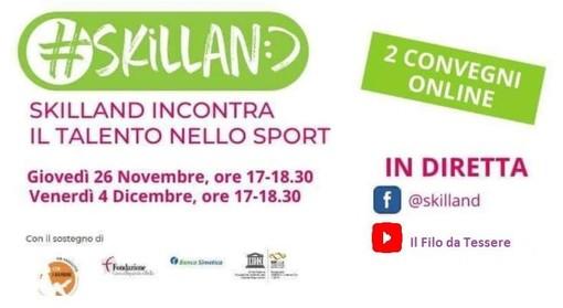 Skilland: alla scoperta dei propri talenti. Online il 26 novembre per parlare di sport