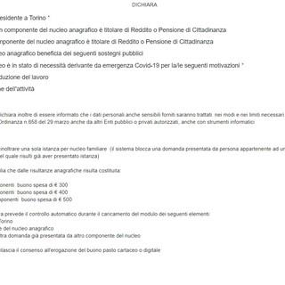 """Buoni spesa Comune Torino, Montaruli-Marrone (FdI):""""Mancano paletti anti furbetti"""""""