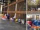 mix di foto di senzatetto a Torino