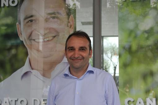 Stefano Lo Russo, candidato sindaco del centrosinistra
