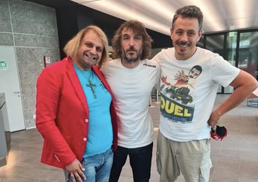 Maurizio Scandurra torna a 'Piazza Libertà' su 'Canale Italia'
