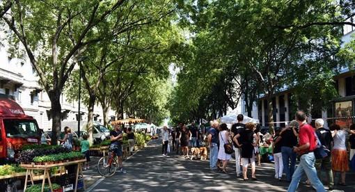 """San Salvario ha un cuore verde"": l'appuntamento florovivaistico di Torino"