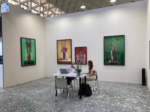 The Phair riapre le grandi fiere d'arte: per quattro giorni 40 gallerie al Padiglione Nervi [FOTO]
