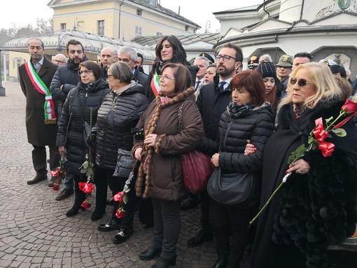 Torino ricorda i 7 operai morti nel rogo della Thyssen