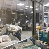 """Ospedale Martini, le terapie intensive ultima trincea per sconfiggere il Covid: """"La guerra? Non sappiamo quando la vinceremo""""  [FOTO e VIDEO]"""
