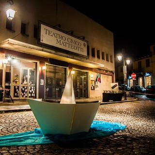 Lo storico Teatro Matteotti di Moncalieri si rifà il look