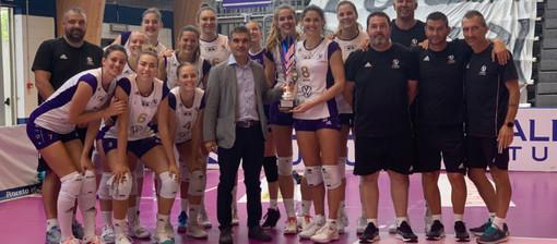 """Volley, il Volero Le Cannet si aggiudica il trofeo """"Città di Chieri"""""""