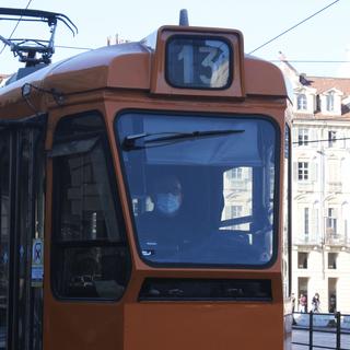 Tram 13 di Gtt
