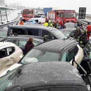 Maxi-tamponamento con due morti sulla A32 Torino-Bardonecchia: ci sono 31 indagati