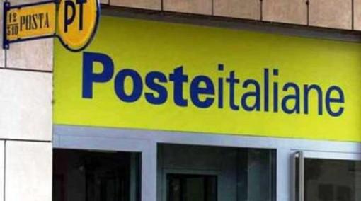 insegna di poste italiane