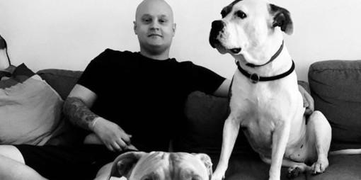 riccardo e i suoi cani