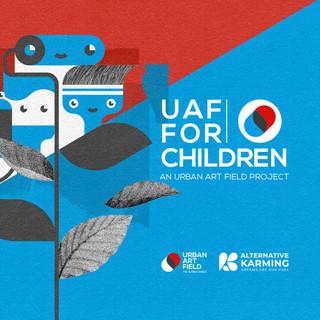 Uaf For Children, Fondazione CRT sostiene il progetto no profit per le piccole opere di street art