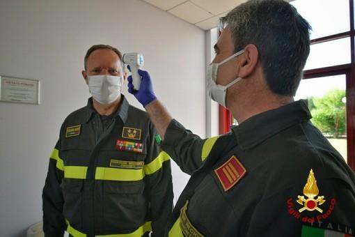 Vigili del fuoco, al via i test sierologici su base volontaria: in 800 aderiscono all'iniziativa