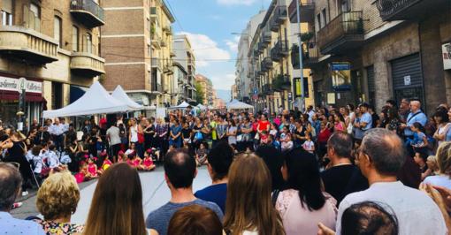 """Domani la festa di via Stradella: """"Un segnale positivo per i commercianti vicini al cantiere"""""""