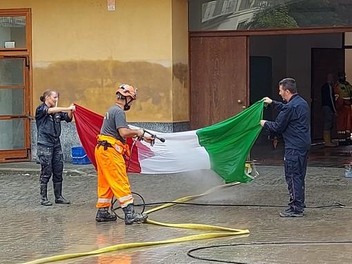 volontari AIB Piemonte