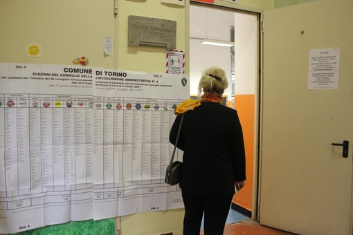 voto amministrativo per le Comunali