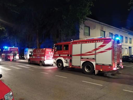 Notte di interventi per i Vigili del Fuoco nella provincia di Torino