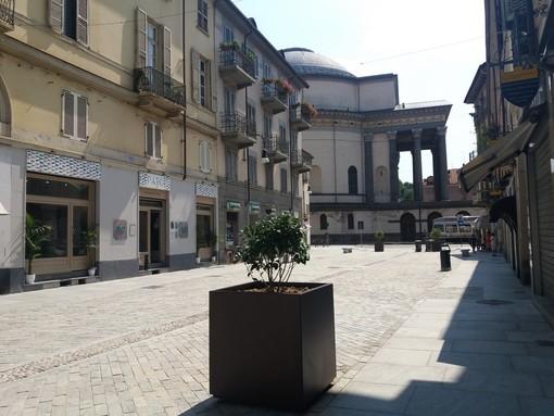 Via Monferrato pedonalizzata, domani sera l'inaugurazione