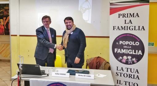 Elezioni Piemonte: Valter Boero candidato del Popolo della Famiglia