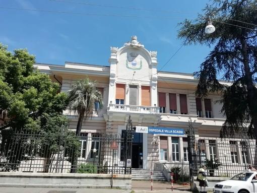 L'ospedale villa Scassi di Genova