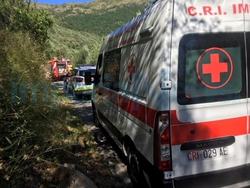 vigili del fuoco e ambulanza