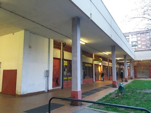 Edificio in via Negarville 8