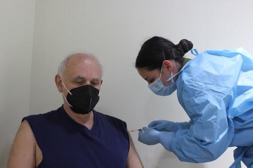 Dose di vaccino somministrata