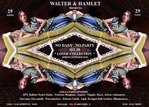 """Stasera appuntamento con Hamlet Hair Designer e l'evento """"No Dany. No Party"""""""