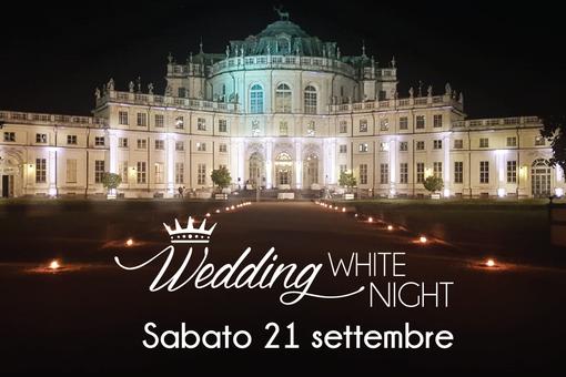"""Stupinigi: il 21 settembre """"Wedding White Night"""", un evento speciale per i Futuri Sposi nella romantica Palazzina Reale dei Savoia"""