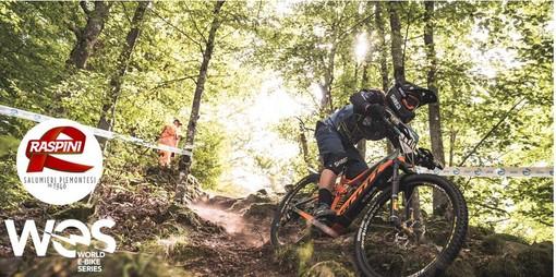 Raspini è Main Partner del WES World E-Bike Series