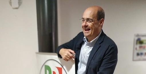 Il Segretario nazionale del PD Zingaretti sarà alle 19 di domenica alla Festa dell'Unità
